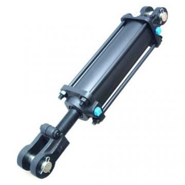 Cylindre Hydraulique Piston Double Effet 290x50x30mm Course 150 de Pression D
