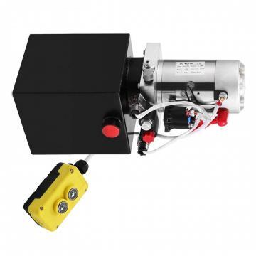 Groupe pompe hydraulique multiplicateur pour fendeuse à bûche
