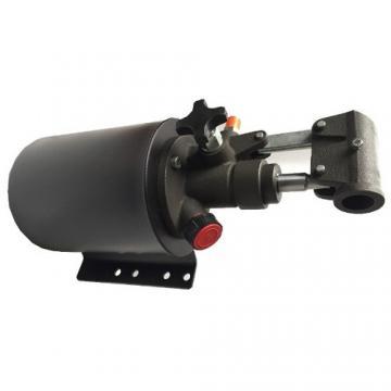 Pompe Hydraulique À Engrenage Groupe 2 Arbre Cônique Fiat Cnh Landini Mf !!!