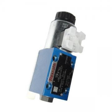 4we 6 ha62/eg24nk4 24 V électrovanne BOSCH REXROTH Hydraulique