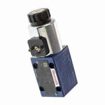Rexroth 4 WE 6 d62/OFEG 24n9k4 r900567512 Vanne