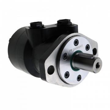 Hydraulique Double Croix Ligne Soupape de Sécurité Flangable sur Danfoss Motors