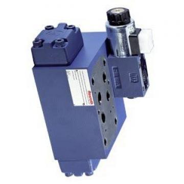 Distributeur hydraulique HAVE 4x3 Taille 3 centre fermé  Solenoid