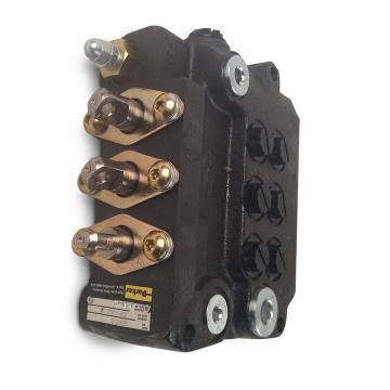 Levier Unique Hydraulique Valve/bloc de contrôle-Parker 43 1950/VY13D11 - £ 50+VAT