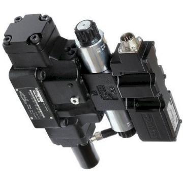 Parker D1VW002CNJWM Solénoïde Actionné Hydraulique Directionnel Valve à Contrôle