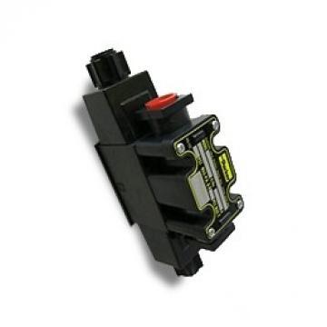 PARKER FM2DD30 Hydraulique Double Régulateur de débit CETOP Solénoïde 5000PSI 345 Bar