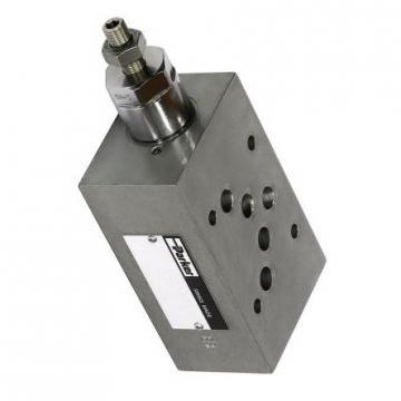 Parker D1vw 20 Hy 31 Dk, Hydraulique Directionnel Valve à Contrôle, Utilisé