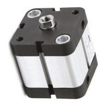 Parker 02.50 CJ2HLU14AC 4.000 Series 2h Hydraulic Cylinder  2-1/2in 2000psi 4in