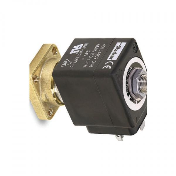 PARKER bobina per valvole solenoide ZB14 COIL  220v 50/60 hz cod. 304062 #1 image