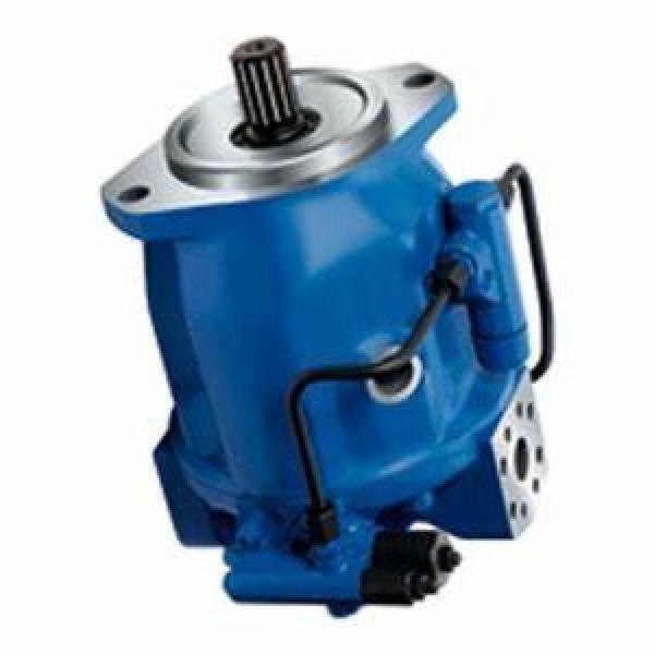Pompe hydraulique REXROTH A10VSO 71 DFR/31R  PPA 12 N00 +moteur VEM tri #1 image
