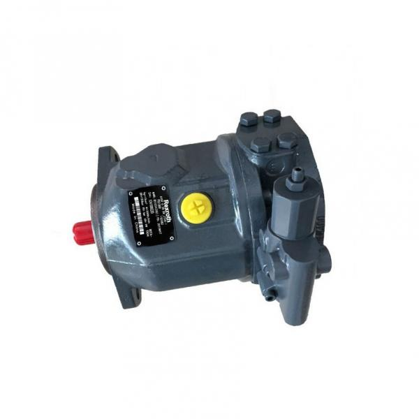 Pompe hydraulique REXROTH A10VSO 71 DFR/31R  PPA 12 N00 +moteur VEM tri #2 image