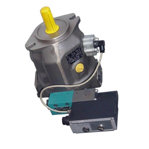 Pompe hydraulique REXROTH A10VSO 71 DFR/31R  PPA 12 N00 +moteur VEM tri #3 image
